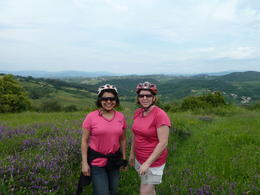 Photo of Florence Tuscany Bike Tour from Florence One of the beautiful views of the valley