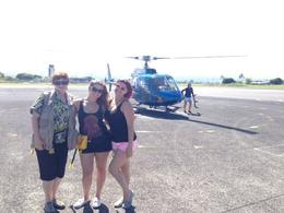 Photo of Big Island of Hawaii Big Island Adventure Combo: Helicopter, Zipline and Lava Tour our ride is here