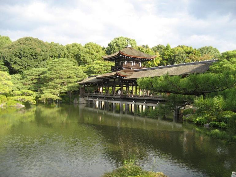 Peace and tranquility - Tokyo