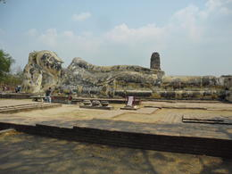 Biggest reclining Buddah in the world. , Christine J - March 2014