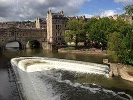 Photo of London Independent Stonehenge and Bath Afternoon Tour from London River Avon