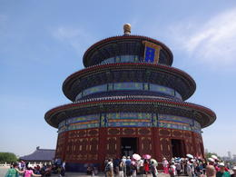 Photo of Beijing Beijing Historical Tour including the Forbidden City, Tiananmen Square and Temple of Heaven Temple Of Heaven
