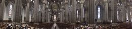 A panoramic of the interior....breathtaking! , pegnek - July 2015