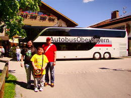 Photo of Munich Royal Castles of Neuschwanstein and Linderhof Day Tour from Munich Tour Bus