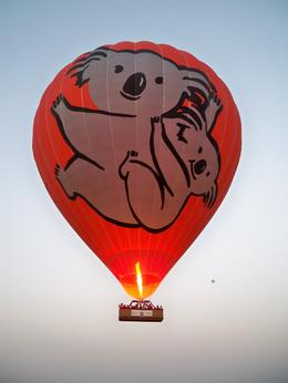 Photo of Port Douglas Hot Air Ballooning Tour from Port Douglas Up up and away.