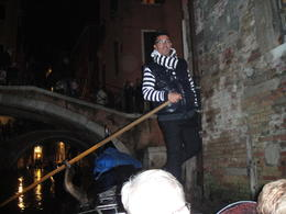 Photo of Venice Venice Gondola Ride and Serenade with Dinner Venice gondola