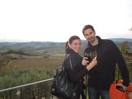 Photo of Florence Tuscany in One Day Sightseeing Tour Wine tasting at Fattoria Poggio Alloro