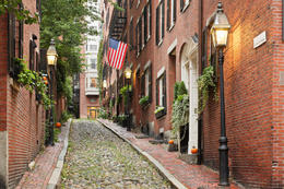 Photo of   Beacon Hill Boston