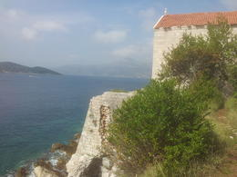 Photo of Dubrovnik Elafiti Islands Cruise from Dubrovnik Church in the middle of nowhere. Felt unique.