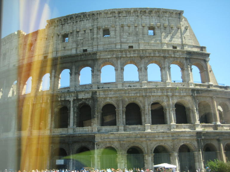 colleseum and rome and Capril 001 (14) - Rome