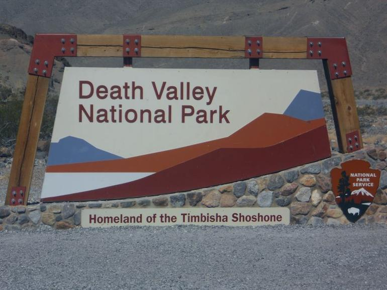 Death Valley National Park - Las Vegas