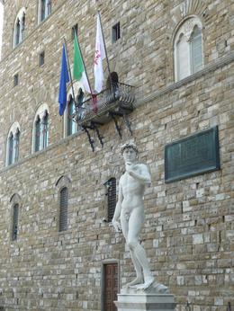 Photo of   Different Angle of Statue of David