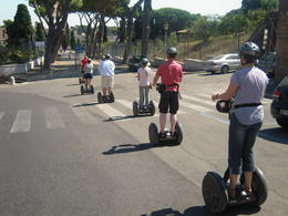 Photo of Rome Rome Segway Tour DSCN0316