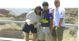 Photo of Las Vegas Grand Canyon and Hoover Dam Day Trip from Las Vegas with Optional Skywalk Eagle's Point