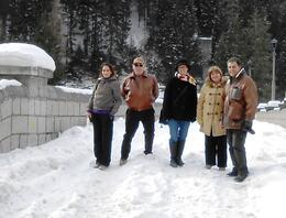 Photo of Venice Dolomite Mountains Small Group Day Trip from Venice Group photo