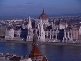 Photo of Vienna Budapest Day Trip from Vienna Hungarian Parliament from Fishermans Bastion