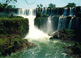 Iguazu Falls: What a wonderful sight. - February 2009