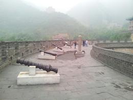 Photo of Beijing Private Tour: Half-Day Tour to Great Wall at Juyongguan Juyongguan - Cannons