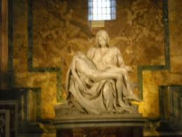 Photo of Rome Skip the Line: Vatican Museums Walking Tour including Sistine Chapel, Raphael's Rooms and St Peter's Michelangelo's La Pieta - at St Peter's Basilica