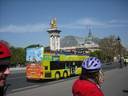 Photo of Paris Paris L'Open Hop-On-Hop-Off Tour Our bus