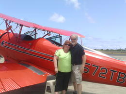 Photo of Kauai Vintage Biplane Tour of Kauai Passangers