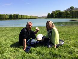 Photo of Paris Versailles by Bike Day Tour Picnic Lunch Facing The Palace On The Grand Canal!
