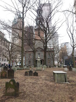 Photo of New York City World Trade Center Walking Tour St. Paul's Chapel