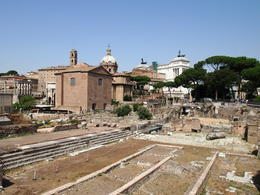 Photo of Rome Ancient Rome Half-Day Walking Tour The Roman Forum