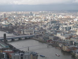 London View from the Shard , Pavol K - January 2014