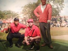 Photo of Las Vegas Madame Tussauds Las Vegas Tiger Woods