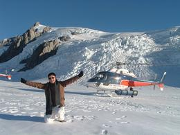 Photo of Franz Josef & Fox Glacier Franz Josef Neve Discoverer Helicopter Flight 10 Minutes to Play in the Snow