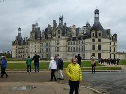 Photo of Paris Skip the Line: Chateaux de Chambord, Chenonceau and Loire Valley Wine-Tasting Day Trip from Paris Chateau Chambord