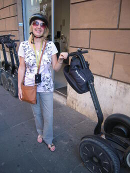Photo of Rome Rome Segway Tour DSCN0291