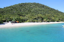 Photo of Cairns & the Tropical North Fitzroy Island Day Trip from Cairns Fitzroy Island (main beach)