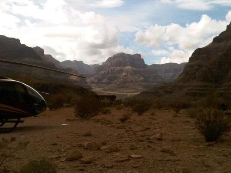 Grand Canyon Helicopter Ride - Las Vegas