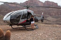 Photo of Las Vegas Grand Canyon Helicopter Tour from Las Vegas Helicopter in the Grand Canyon