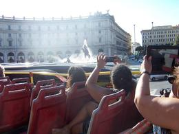 Photo of Rome Rome Hop-On Hop-Off Sightseeing Tour Hop-on, Hop-off Bus Tour in Rome, Italy