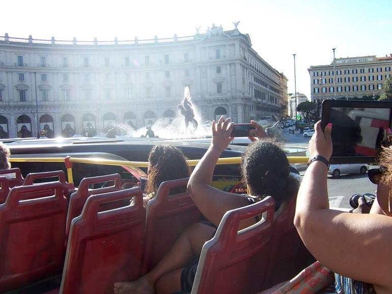 Hop-on, Hop-off Bus Tour in Rome, Italy - Rome