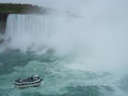We also got to go on the Maid of the Mist. :-), Eleanor R - May 2010