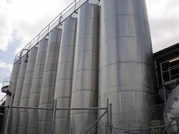 Vats at Mt Pleasant. - May 2008