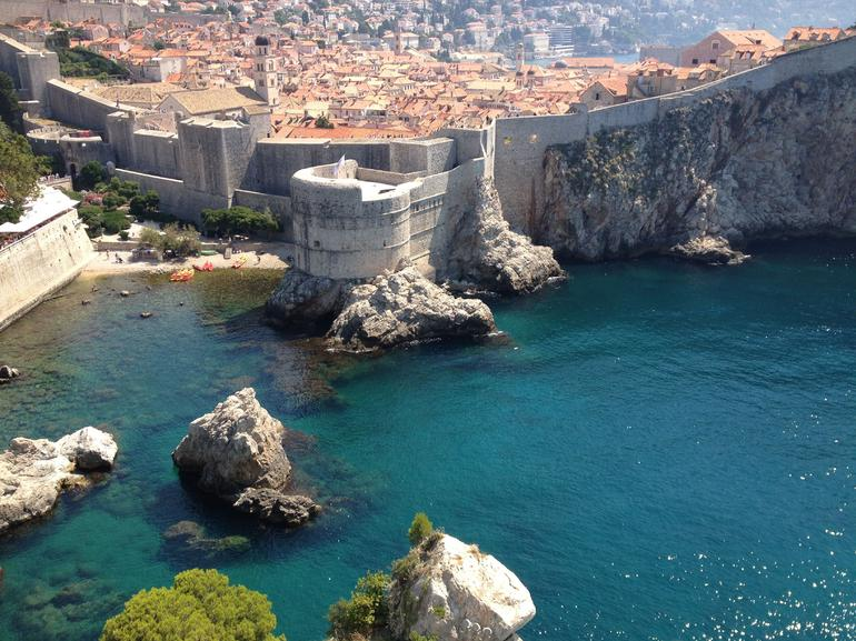 Kings Landing and Blackwater Bay - Dubrovnik