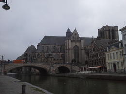 Photo of Brussels Ghent and Bruges Day Trip from Brussels Old bridge in Ghent port area