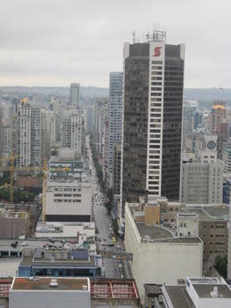Photo of Vancouver Vancouver City Sightseeing Tour One of the Views from the Harbour Centre Tower