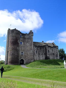 Doune Castle , Melissa L - July 2012
