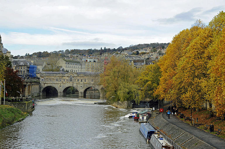Pulteney Bridge - London