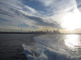 Photo of Seattle Seattle to Victoria Ferry: One-Way and Roundtrip Tickets See ya later Seattle