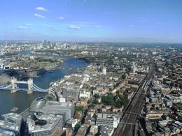 Photo of London The Shard London: The View from The Shard shard3.JPG