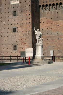 Photo of Milan Milan Half-Day Sightseeing Tour with da Vinci's 'The Last Supper' Statue in the Castello Sforzesco