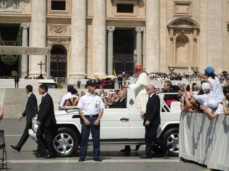 The Pope - Rome