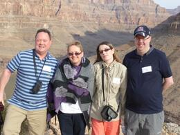 Photo of Las Vegas Grand Canyon All American Helicopter Tour The Stuart Family